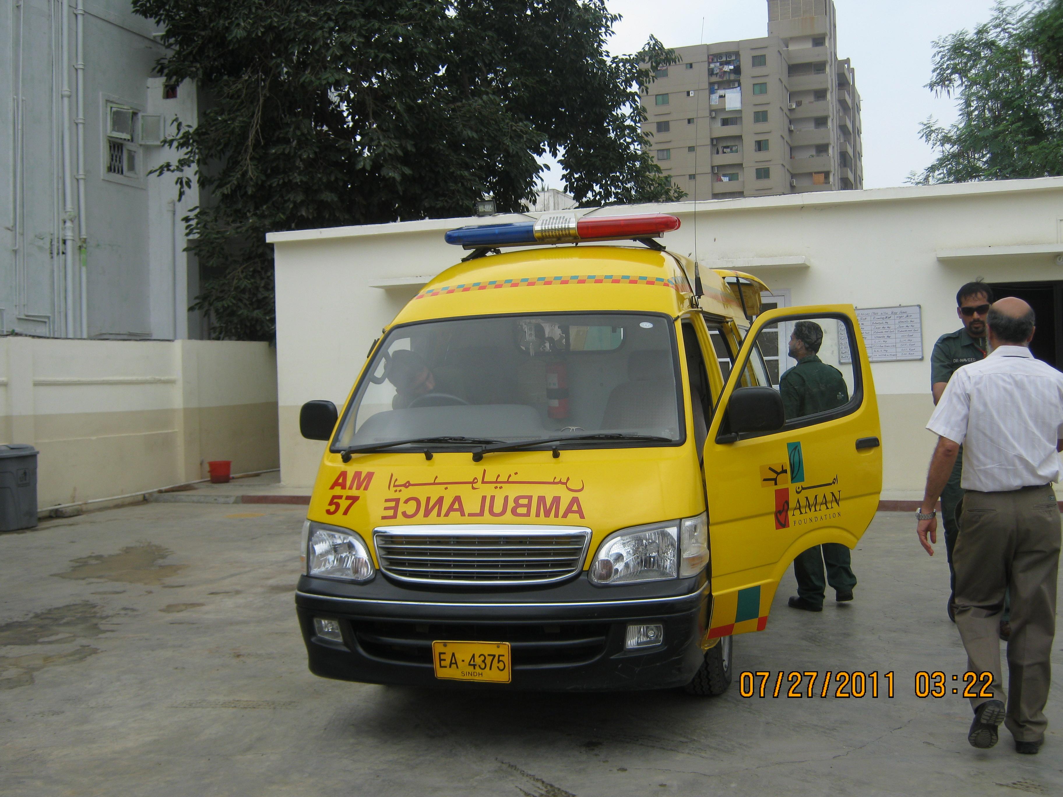 EMEDEX International in Pakistan